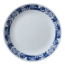 "Livingware True Blue 10.25"" Plate"