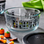Simply Store® 4 Cup Spooky Fun Storage Dish with Black Plastic Lid lifestyle
