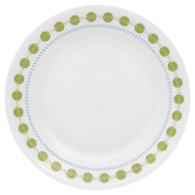"South Beach 6.75"" Appetizer Plate"