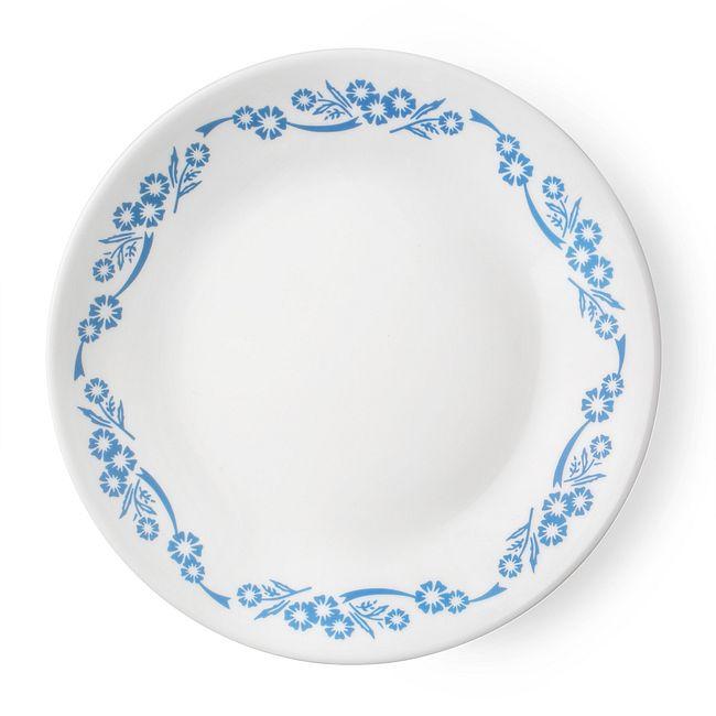"""Cornflower 6.75"""" Appetizer Plate"""