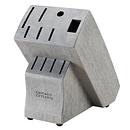 Clybourn Grey 12-piece Block Set