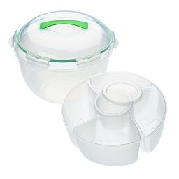 Fruit  &  Veggie-tainer 4-pc Set Top view