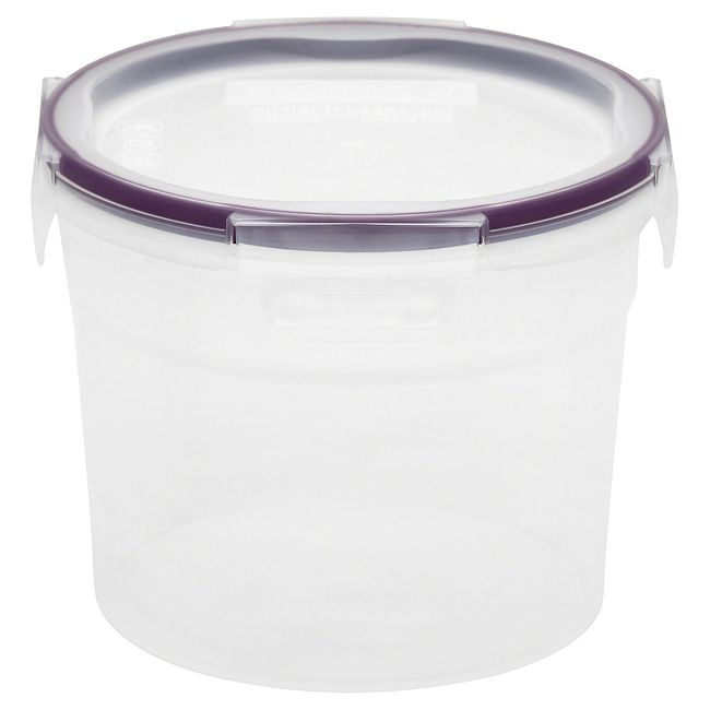 7.44-cup Plastic Food Storage Container