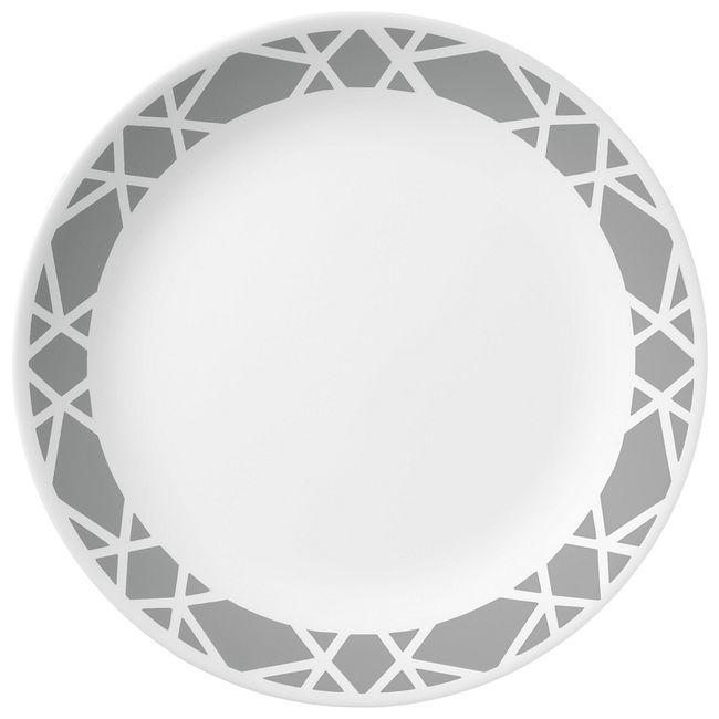 """Livingware Modena 10.25"""" Plate"""
