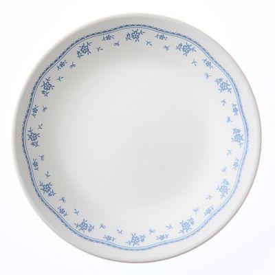 """Corelle Livingware Morning Blue 6"""" Plate"""