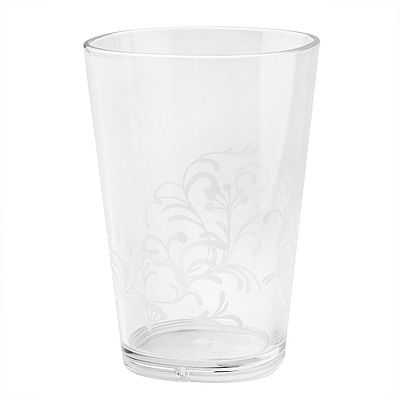 Corelle Cherish 8-ounce Acrylic Drinking Glass