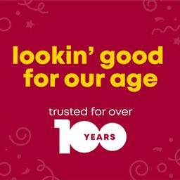 trusted for over 100 years