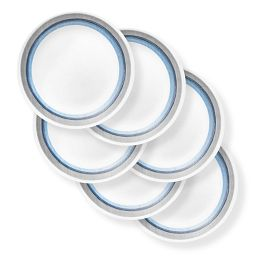 "Elemental Dawn 10.25"" Dinner Plate, 6-pack"