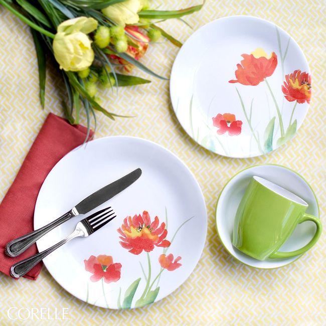 Kalypso 16-piece Dinnerware Set, Service for 4