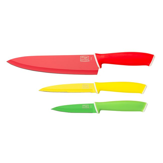 Vivid 3-piece Knife Set