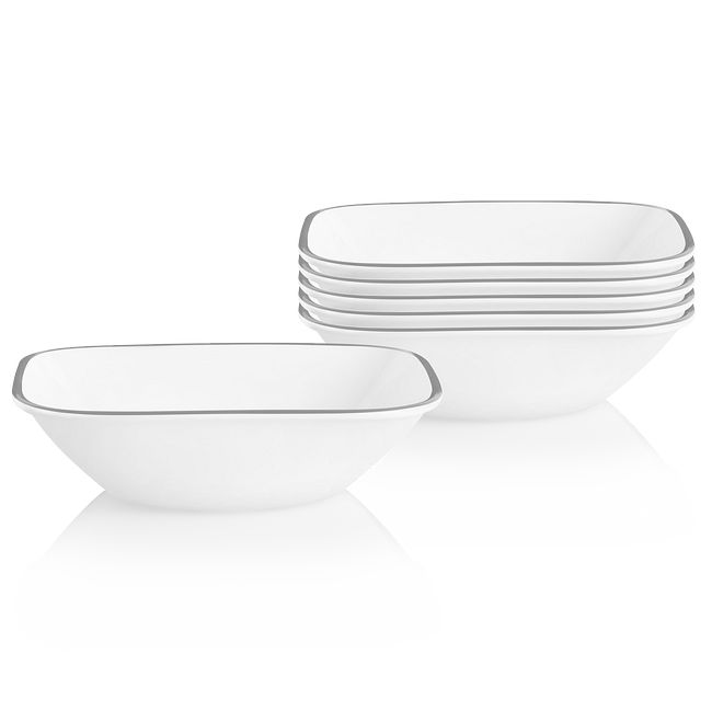 Urban Arc 22-ounce Cereal Bowls, 6-pack