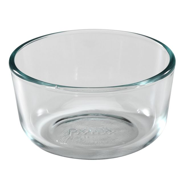 1-cup Glass Food Storage Container