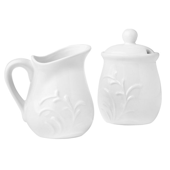 Cherish Sugar & Creamer Set