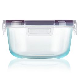 Total Solution™ Pyrex® Glass Food Storage 4 Cup  Round