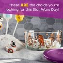 4-cup Decorated Storage: Star Wars™ - Droids