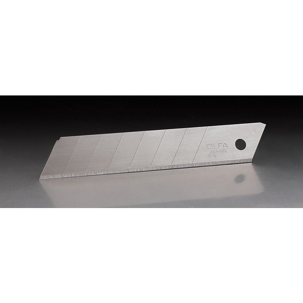 18mm Heavy-Duty Silver Snap-Off Blade (LB-5B)