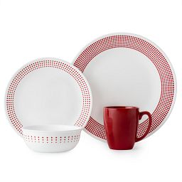 Livingware Bayside Dots Single Place Setting