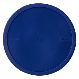 Watercolor Collection™ 4-qt Mixing Bowl  Blue Plastic Lid