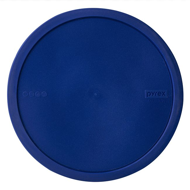 Blue Plastic Lid for Watercolor Collection 4-quart Mixing Bowl
