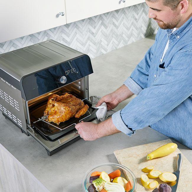 18L Omni Plus Toaster Oven