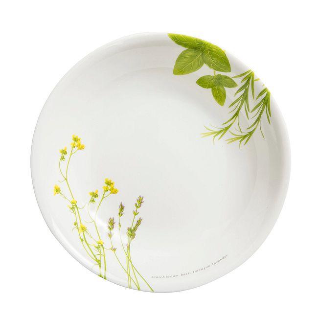 European Herbs 20-oz Small Meal Bowl