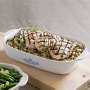 Cornflower 3-quart Baking Dish