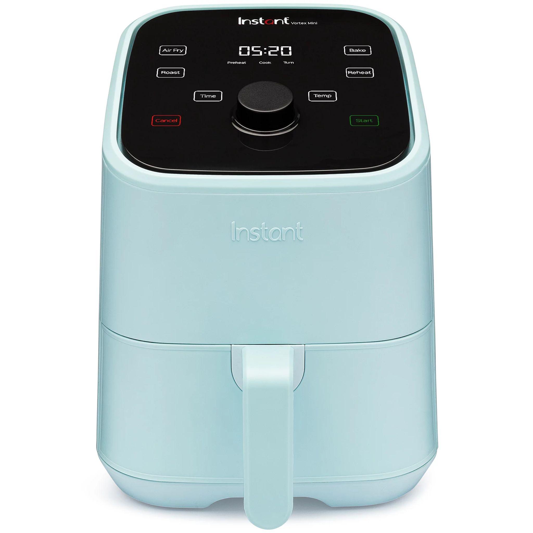 Instant Vortex Mini 2-quart Air Fryer, Aqua