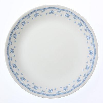 """Corelle Livingware Morning Blue 10.25"""" Plate"""