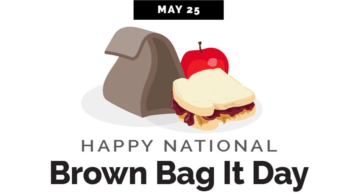 World Kitchen | Happy National Brown Bag Day