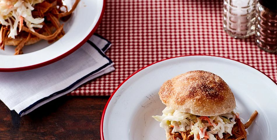 All-American Pulled Pork