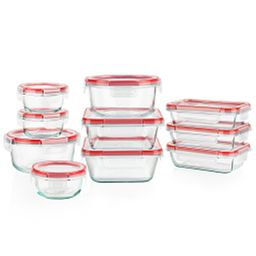 Freshlock™ 20-piece Glass Storage Set