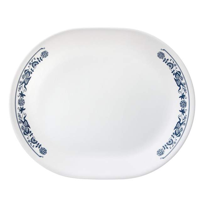 "Old Town Blue 12.25"" Serving Platter"