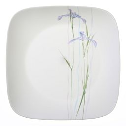 Square™ Shadow Iris Dinner Plate