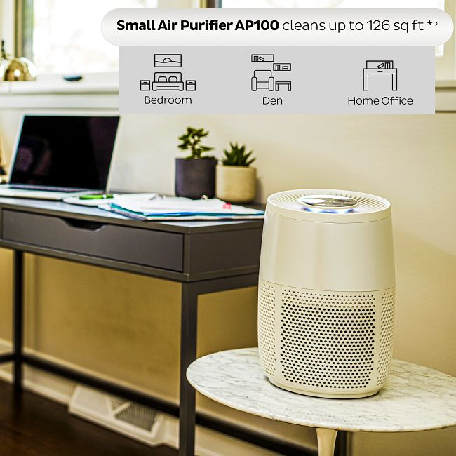 Instant™ Air Purifier, Small, Pearl