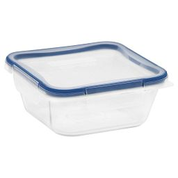Total Solution™ Pyrex® Glass Food Storage 4 Cup  Square