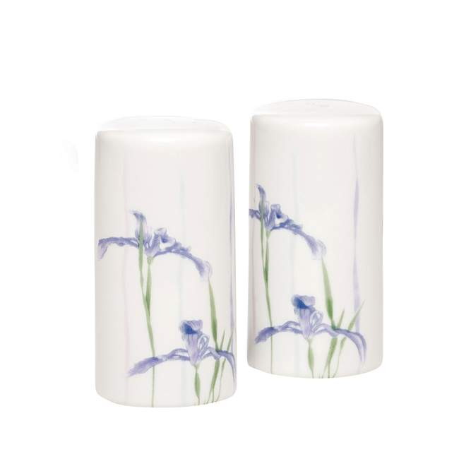Shadow Iris Salt & Pepper Set
