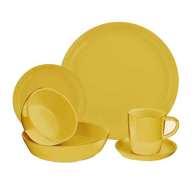 Curry 6-pc Dinnerware Set