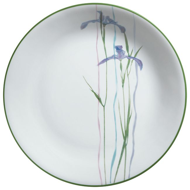 Shadow Iris 16-piece Dinnerware Set, Service for 4
