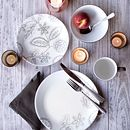 Reminisce 16-piece Dinnerware Set, Service for 4