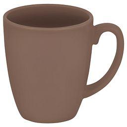 Livingware™ 11-oz Stoneware Mug  Taupe