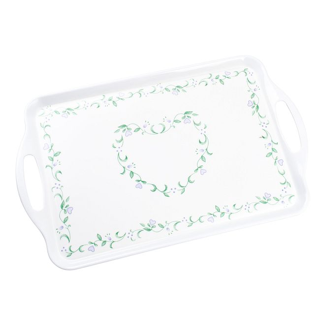 Country Cottage Large Serving Tray