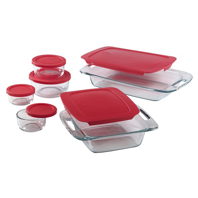 Easy Grab® 12-pc Bake 'N Store Set