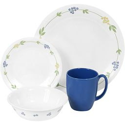 Secret Garden 16-pc Dinnerware Set