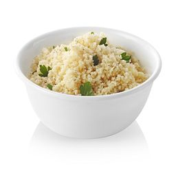 Rice in bowl