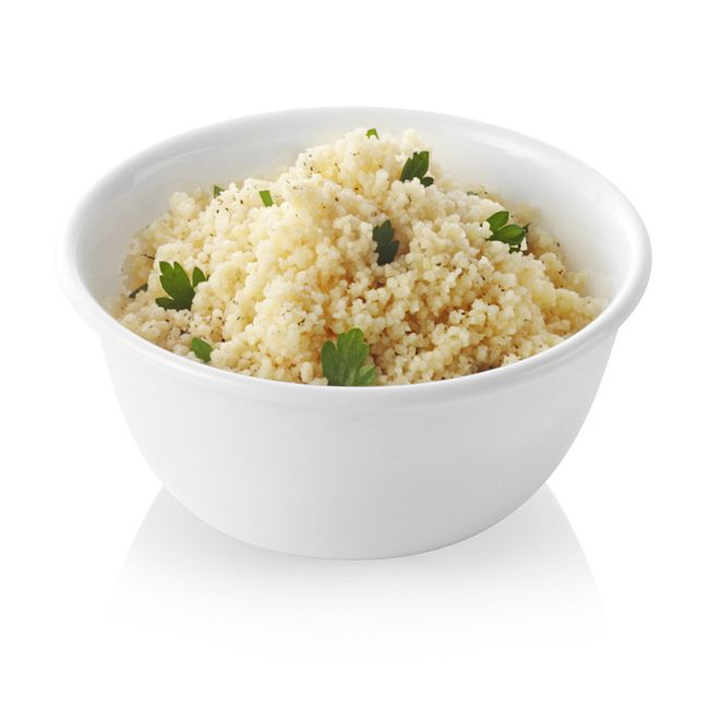 Winter Frost White 12-ounce Rice Bowl