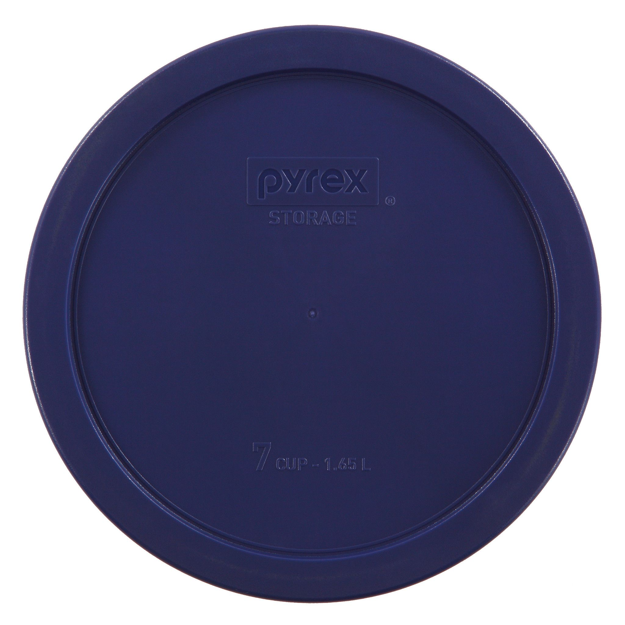 Blue Lid for 6 & 7-cup Glass Food Storage Containers