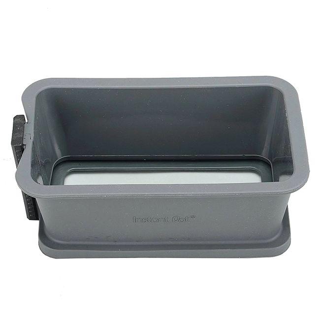 Instant Pot® 6 & 8-quart Silicone Spring Form Rectangular Loaf Pan