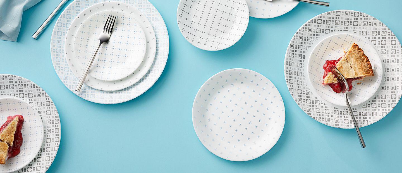 Monteverde Plate Set