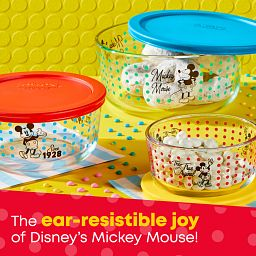 The ear-resistible joy of Disney's Mickey Mouse!