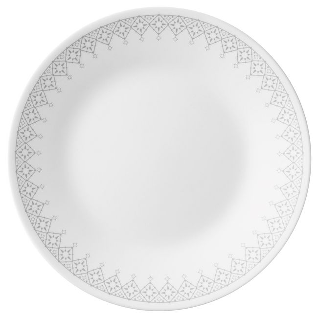 Evening Lattice 16-piece Dinnerware Set, Service for 4